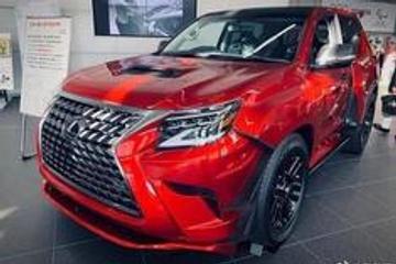 """据说是雷克萨斯新款车型""""GXF"""""""