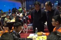 视频-江西围棋段位赛收官 新浪携手融创未来可期