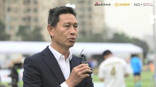 足金裁判长李志中专访