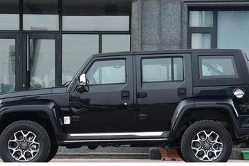北京BJ40提车作业,车主开了4个月后,说了这辆车的档次!