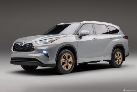 2022款漢蘭達 Hybrid Bronze Edition