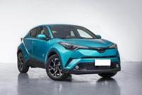 丰田推出全新小型SUV,颜值不输奔驰GLA,或仅售14万要火