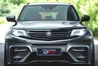 吉利汽车更换车标之后,正式登陆马来西亚市场,宝腾X7做工扎实