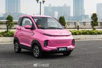 这么多微型车就这个粉色系最亮眼!长安尼欧Ⅱ正式开启预售