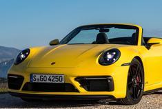 经典敞篷GT跑车迭代 2022款保时捷 911 Carrera GTS Cabriolet
