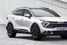 无比犀利的韩系SUV  2022款 起亚Sportage