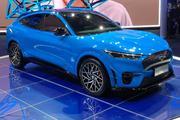 或将于4月上海车展正式发布 国产福特Mustang Mach-E