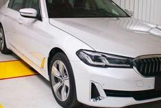 新款华晨宝马5系将于,2020北京车展期间正式上市