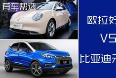 刚上市的萌酷SUV欧拉好猫与比亚迪元EV要如何选择?今天告诉你