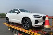 2021上海车展:沃尔沃新款XC60实车亮相