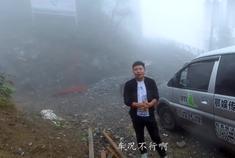 """车神开东风菱智,满载6个人在大雾中""""驰骋"""",是车好还是技术好"""