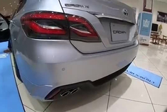 丰田王者归来,2021款皇冠亮相,22万起售,会比奥迪A6更好吗?