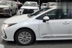 2021款丰田卡罗拉到货实拍,有这颜值和空间,还想着轩逸吗?