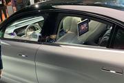 CES2020:整车充满科技感索尼首款电动车VISION-S现场图赏