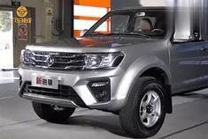 郑州日产全新锐骐正式开启预售 ,2021年年初正式上市