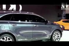 最新2019起亚索兰托SXL V6运动越野车,内外全高清