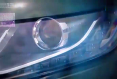 陆风X7的30秒超帅实拍:巨型全景天窗,原创的豪华内饰设计