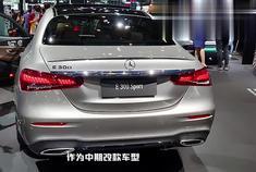 奔驰新款E级标轴版上市!43.88万起售,搭1.5T和2.0T