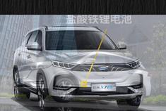 长安欧尚X7 EV