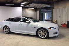 汽车:优雅气派的百万豪车面子不输BBA,内外实拍展示捷豹XJ