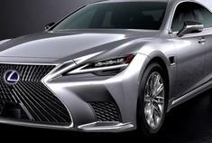 2021款雷克萨斯LS发布,外观内饰改动不大,有望新增四缸车型