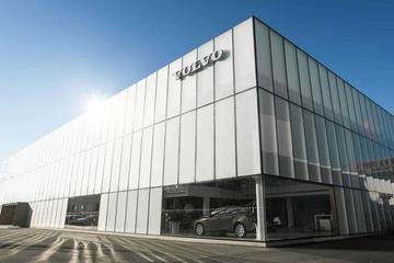 沃尔沃推出了一项汽车保养接送服务Volvo Valet
