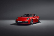 新911 Targa 4/4S上市,售价分别为149.90万和169.50万