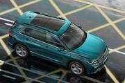 解析新款大众Tiguan 欧洲近期上市,改变以细节为主,推R版车型