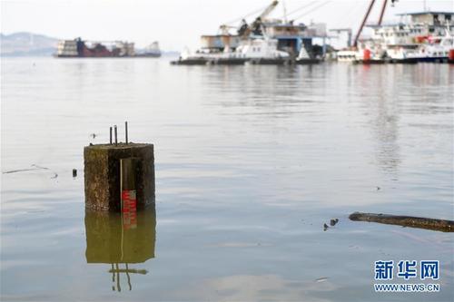 鄱陽湖水位突破1998年歷史極值