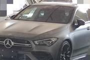梅赛德斯-AMG CLA 35将于成都车展在国内首发