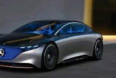 奔驰Vision EQS