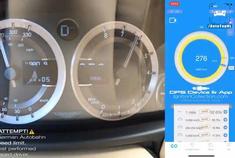 阿斯顿·马丁 Rapide V12 0-278km/h加速 极限没有想象的快……