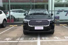第三代哈弗H6已经到达上海长城汽车4S店……