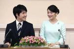 受新冠病疫情影响日本公主的婚事没了下文