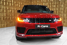 Range Rover Sport HST内饰、外观、声浪(姑且称之为声浪)展示
