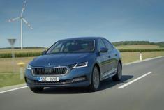 品牌首款轻度混合动力车型!2021款斯柯达(Skoda)明锐e-Tec亮相