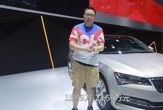 赶上智能化的新潮流 广州车展体验2021款斯柯达速派