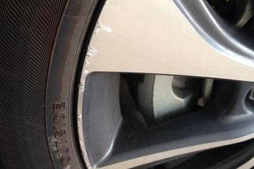 轮毂被刮花了需要更换吗?什么情况下需要更换轮毂?