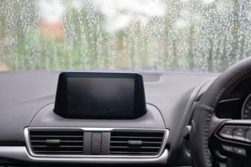 """开了多年车,才发现车上有个""""快速除雾""""键,尤其冬季太实用了"""