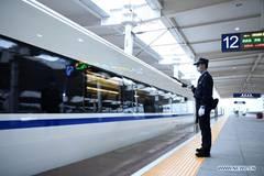 Chongqing-Wanzhou high-speed railway celebrates 4th anniv. of operation