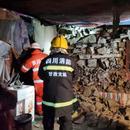 四川石渠5.6級地震:790戶房屋不同程度受損