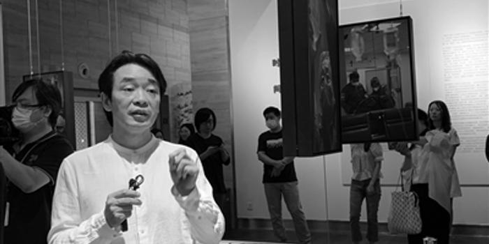 用生命做抵押记录武汉战疫22天 武汉艺术家樊晖个展南京开幕