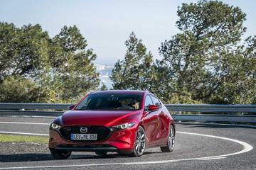 首搭涡轮增压发动机 新Mazda 3将于7月8日发布