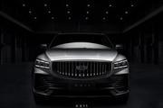 上海车展首发,吉利全新中型SUV K11预告图发布