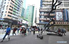 Hong Kong's daily COVID-19 cases surge to 107, new high in month