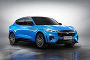 福特Mustang Mach-E官宣国产 最快2021上海车展亮相