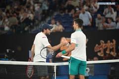 Australian Open: Serbia's Novak Djokovic beats Russia's Aslan Karatsev during men's singles semifinal