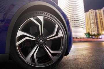米其林为性能电动车打造PS EV专用轮胎