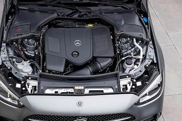 """电气化""""大跃进""""开启 下一代AMG C63排量被""""砍半"""""""