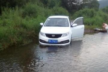 汽车保养4个要做你是否忽视?积水路段涉水要注意!